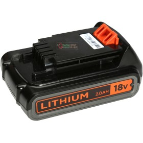 BLACK AND DECKER BATTERIA A LITIO 18V 2Ah MOD. BL2018