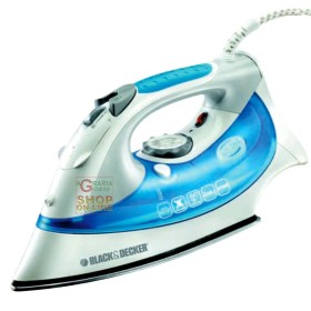 BLACK AND DECKER STEAM IRON CERAMIC XT2200CP