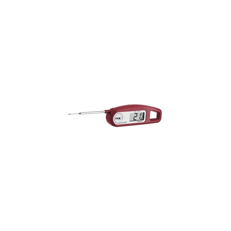 Tfa termometro digitale da cucina a immersione con sonda - Termometri da cucina ...