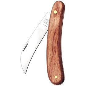 FELCO GRAFTING HALF BILLHOOK WOOD HANDLE