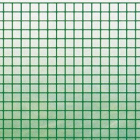 FERRARI WIRE MESH PLASTIC COATED 12,5X12,5 MT. 1X10