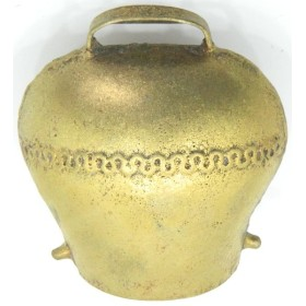 CAMPANA IN BRONZO MM.120 200G