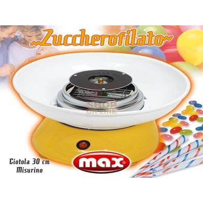 MAX MACCHINA ZUCCHERO FILATO