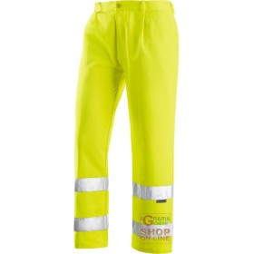 PANTS V-40% POLYESTER 60% COTTON GR 240 SQUARE METERS APPROX