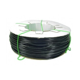 TUBE PVC SMOOTH BLACK FOR IRRIGATION OR TIE FOR PLANTS mm. 3.5