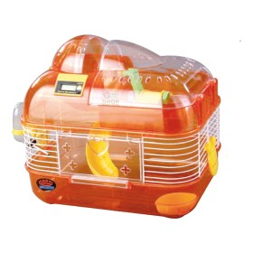 HAMSTER CAGE RONGEUR CM. 33,5 X 25 X 29