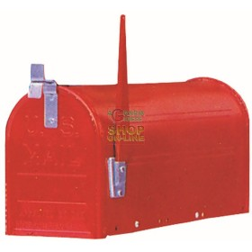 BLINKY MAILBOX AMERICA WITHOUT POLE ALUMINUM 27292-10/5
