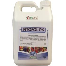 FERTENIA FITOFOL PK CONCIME A BASE DI FOSFITO DI POTASSIO KG. 6