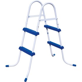 BESTWAY 58046 DOUBLE LADDER CLIMB FOR POOLS HEIGHT CM. 76