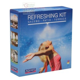 REFRESHING KIT IMPIANTO DI RINFRESCAMENTO ART. 3450