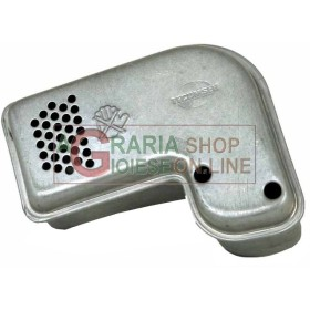 SILENZIATORE MARMITTA PER MOTORE TECUMSH 34185B 33280A