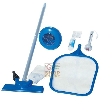 EQUIPMENT FOR THE CLEANING OF SWIMMING POOLS