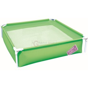 BESTWAY 56217 POOL TOWEL RECTANGULAR STEEL PRO FRAME CM.