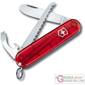 VICTORINOX MY FIRST RUBY IL MIO PRIMO COLTELLINO MULTIUSO