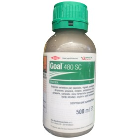 HERBICIDE HERBICIDE SELECTIVE DOWAGRO GOAL 480 SC ML. 500