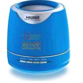 MAURER CAS, HAUT-PARLEUR PORTABLE BLUETOOTH WATTS. 3