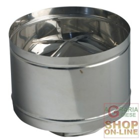 FIND A RAIN BARREL IN STAINLESS STEEL INOX AISI 304 CM. 14