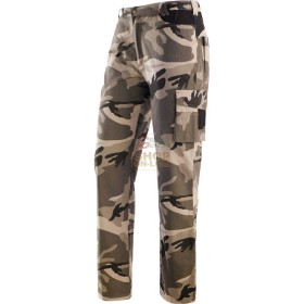 PANTS LEOPRDATO CAMOUFLAGE U. S. ARMY BORN PANTHER COTTON
