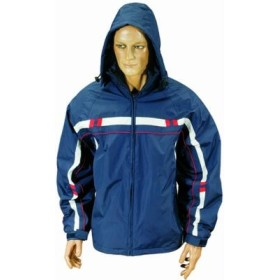 VIGOR GIACCONE LIGHT BLU NAVY TG. L - XXL