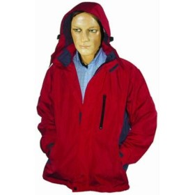 VIGOR JACKET LIGHT RED TG. L - XXL
