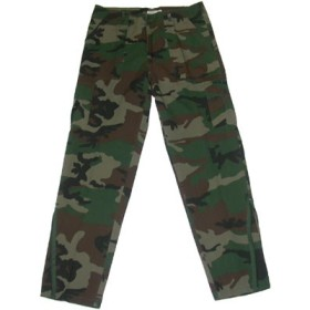 PANTS CAMOUFLAGE ARMY TG. L TO XXXL