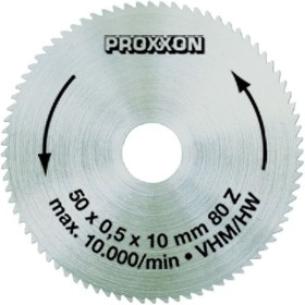 PROXXON 28014 LAMA PER LEGNO MM.58