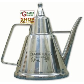 SAMSON OIL CRUET STAINLESS STEEL CL. 100