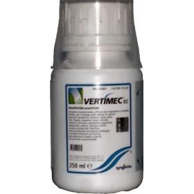 SYNGENTA VERTIMEC 1.9 IN EC - ACARICIDE (ABAMECTIN) ML.250