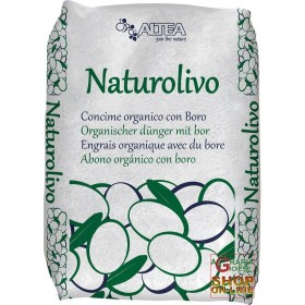 ALTEA NATUROLIVO CONCIME BIOLOGICO AZOTATO CON BORO - SPECIFICO