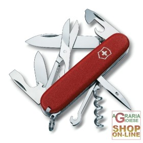 VICTORINOX MULTI-PURPOSE KNIFE CLIMBER ECOLINE