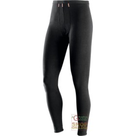 TIGHTS-FIBER SOY WITHOUT FOOT COLOR BLACK TG M XXL