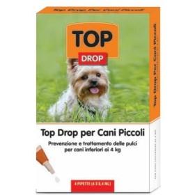 TOP DROP CANI PICCOLI SOTTO DI 4 KG.
