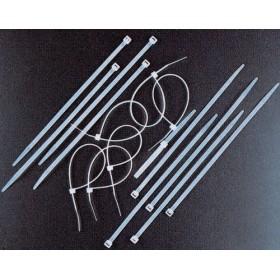 FASCETTE DI CABLAGGIO NYLON NERE MM. 7,5 X 450 PZ. 100