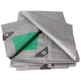 TOWEL BURL HEAVY GR. 180 SQM GREY-GREEN MT. 4x4
