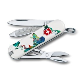 VICTORINOX MULTIUSO CLASSIC THE WORLD MY HOME MM. 58