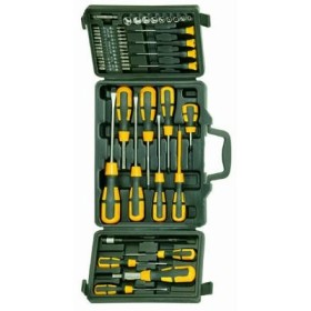BLINKY SETS SUITCASE BK-52 SCREWDRIVERS+BITS PIECES 52