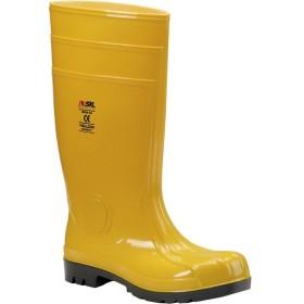 Stivali protettivo in mescola speciale di PVC ECO-YELLOW S5 43582c20e79