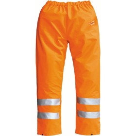 PANTALON IMPERMÉABLE À L'EAU DE HAMBOURG ORANGE M-XXL EN471L