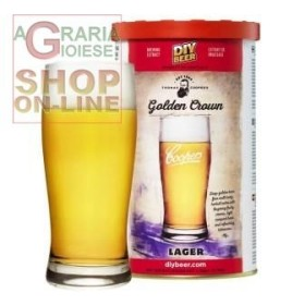 COOPERS MALTO PER BIRRA LAGER GOLDEN GROW