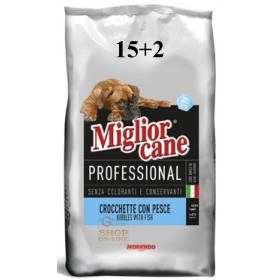 MIGLIORCANE CROQUETTES FOR DOGS WHO ARE INTOLERANT WITH FISH