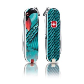 VICTORINOX CLASSIC SPREAD YOUR WINGS LIMITED EDITION