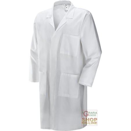 SHIRTS COTTON SATIN MAN GR 170 COLOR WHITE TG 46 60