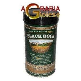 BLACK ROCK MALT FOR BEER BITTERS