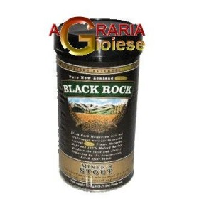 BLACK ROCK MALT FOR BEER MINERS STOUT