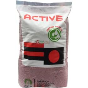 CONCIME ORGANO MINERALE ACTIVE SUPER RED NPK 14.7.7 CON MICRO KG. 25