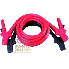 VIGOR CABLES FOR BATTERY CHARGER ALUMINUM MT. 3 SECTION MM. 9