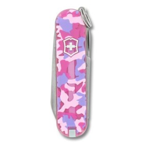 VICTORINOX CLASSIC PINK ARMY 0.6223.On l1007
