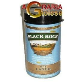 BLACK ROCK MALT FOR BEER DRY LAGER