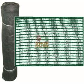RETE FRANGISOLE BLINKY HD 80 VERDE SCURO ALTEZZA CM. 200 MT. 10