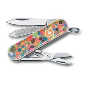 VICTORINOX CLASSIC BUTTON SKIRMISH 0.6223.L1104